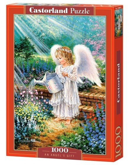 An Angel's Gift - 1000pc Jigsaw Puzzle By Castorland  			  					NEW - image 1