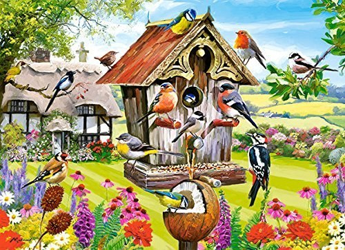 Birdhouse - 300pc Jigsaw Puzzle By Castorland  			  					NEW