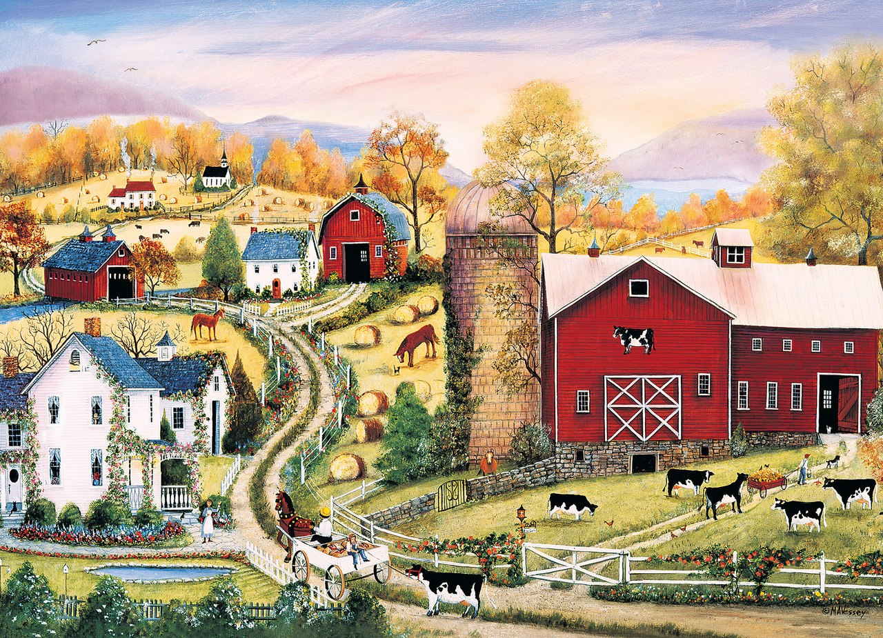Leading the Way - 1000pc Jigsaw Puzzle by Cobble Hill  			  					NEW