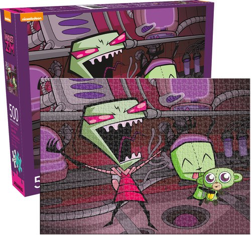 Invader Zim - 500pc Jigsaw Puzzle by Aquarius  			  					NEW