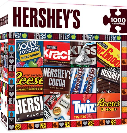 Hersheys: Moments - 1000pc Jigsaw Puzzle By Masterpieces - image 2