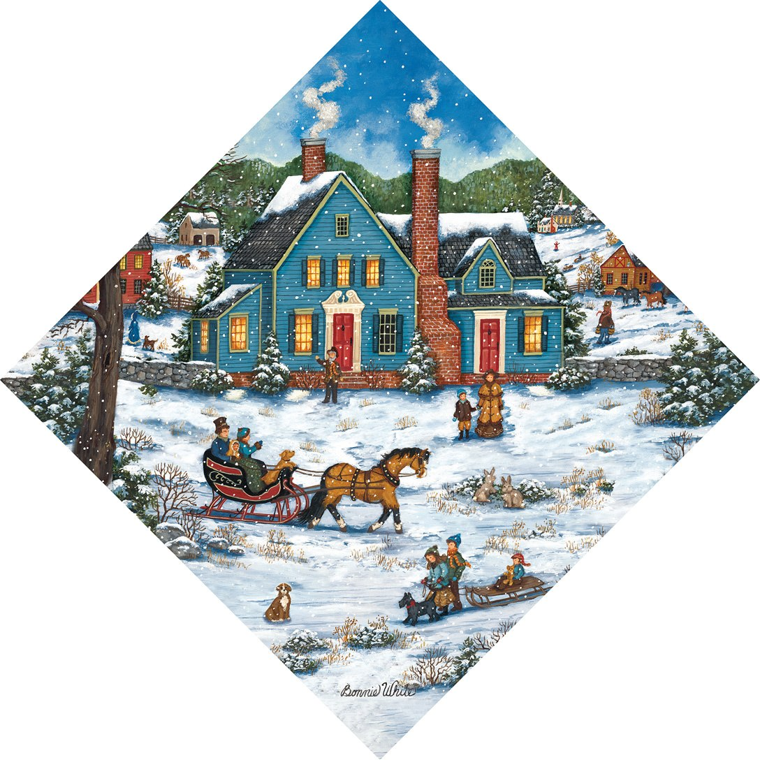 Diamond: Heading Home - 500pc Jigsaw Puzzle by Masterpieces