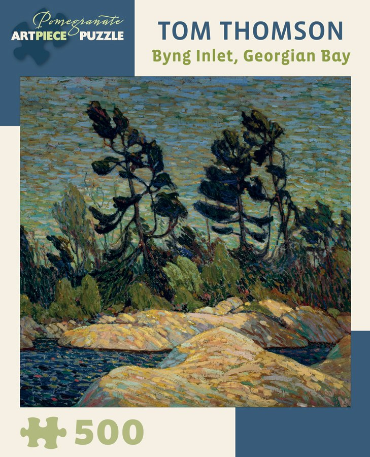 Thomson: Byng Inlet, Georgian Bay - 500pc Jigsaw Puzzle by Pomegranate
