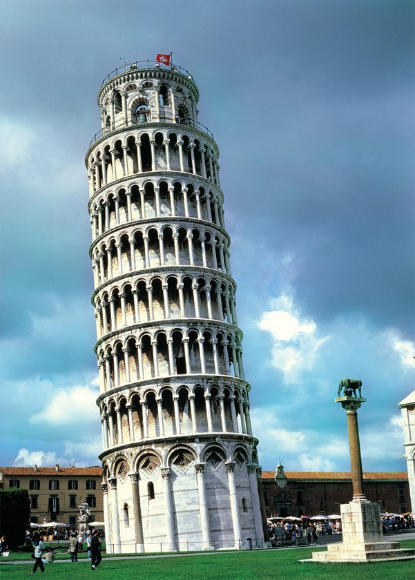 Pisa Leaning Tower, Italy - 2000pc Jigsaw Puzzle by Tomax