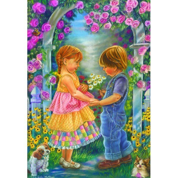 L'il Ones II: Marry Me - 500pc Jigsaw Puzzle by Holdson  			  					NEW