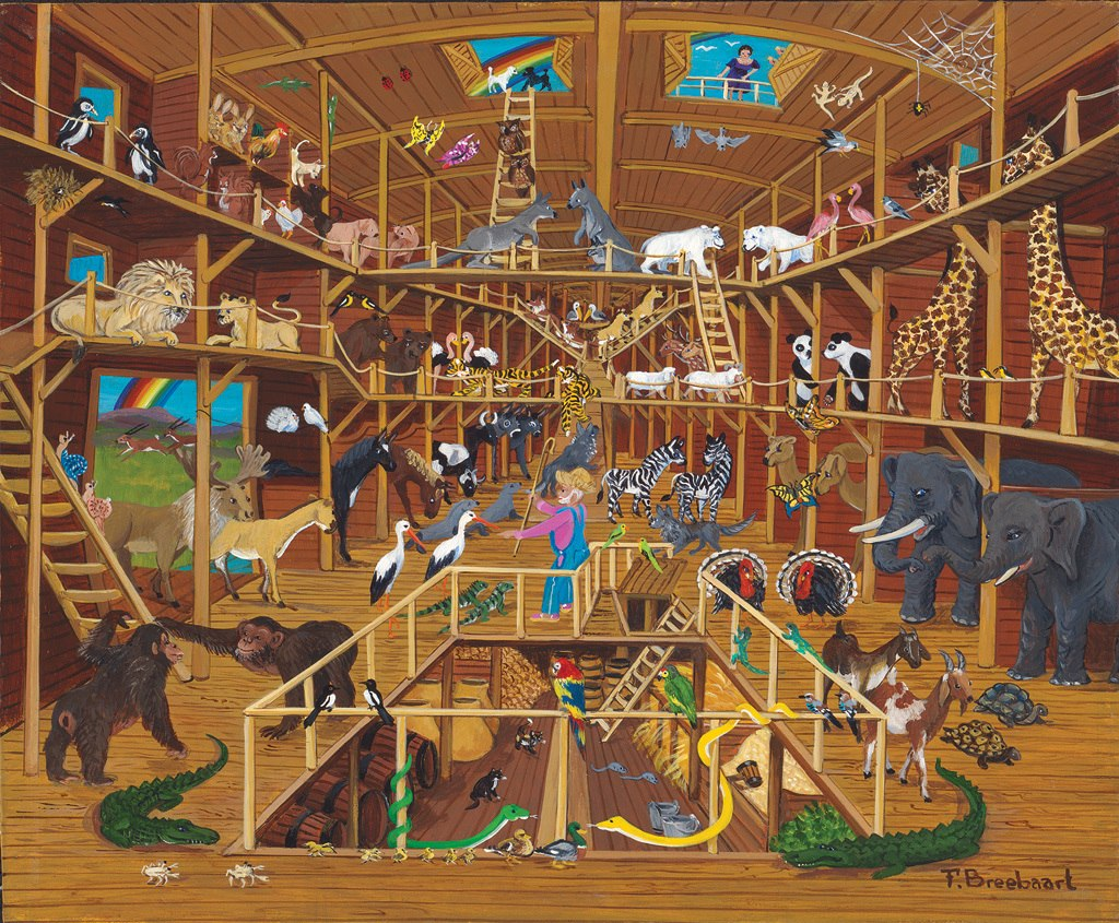 From the Inside - 1000pc Jigsaw Puzzle by Sunsout