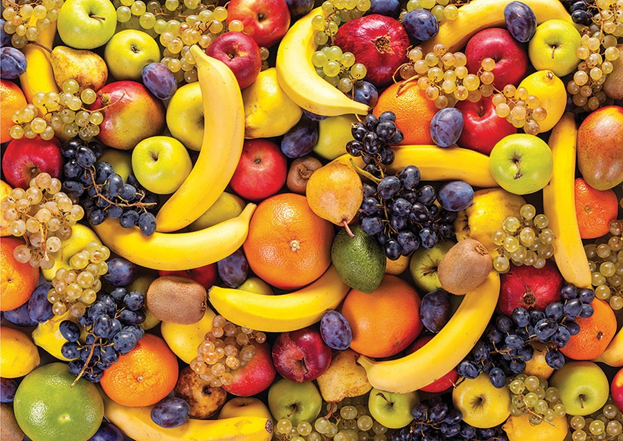Fruit - 1000pc Jigsaw Puzzle by D-Toys