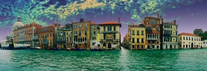 View of Venice - 1000pc Jigsaw Puzzle by Schmidt  			  					NEW