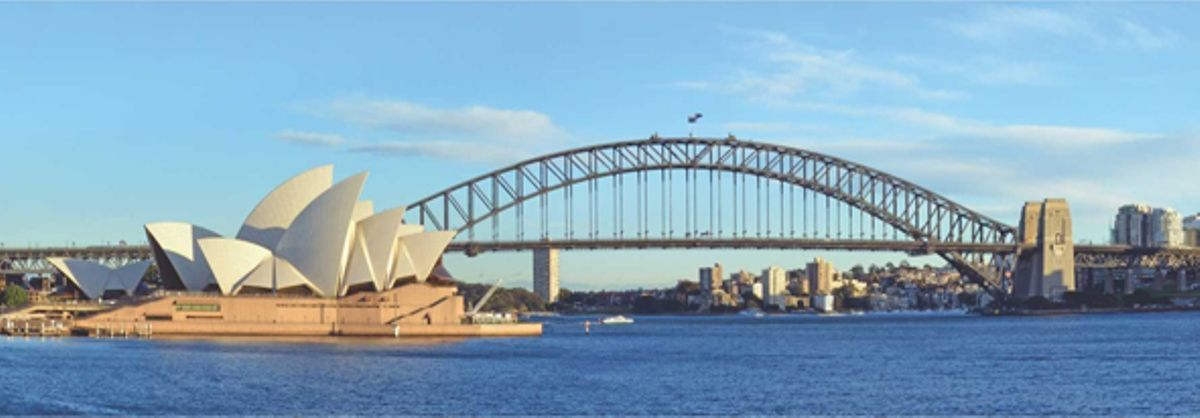 Sydney - 1000pc Jigsaw Puzzle by Anatolian  			  					NEW