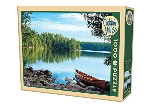 Nature's Mirror - 1000pc Jigsaw Puzzle by Cobble Hill  			  					NEW