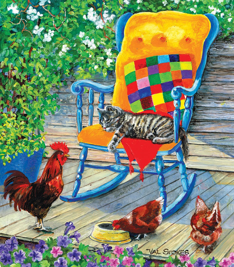 Ambush! - 300pc Large Format Jigsaw Puzzle by SunsOut