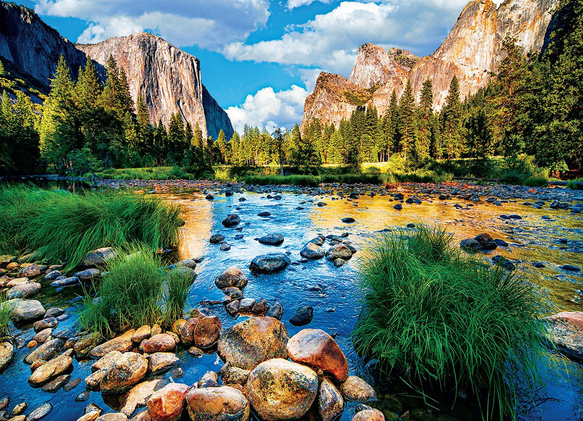 Kodak: Yosemite National Park - 350pc Jigsaw Puzzle by Lafayette Puzzle Factory  			  					NEW