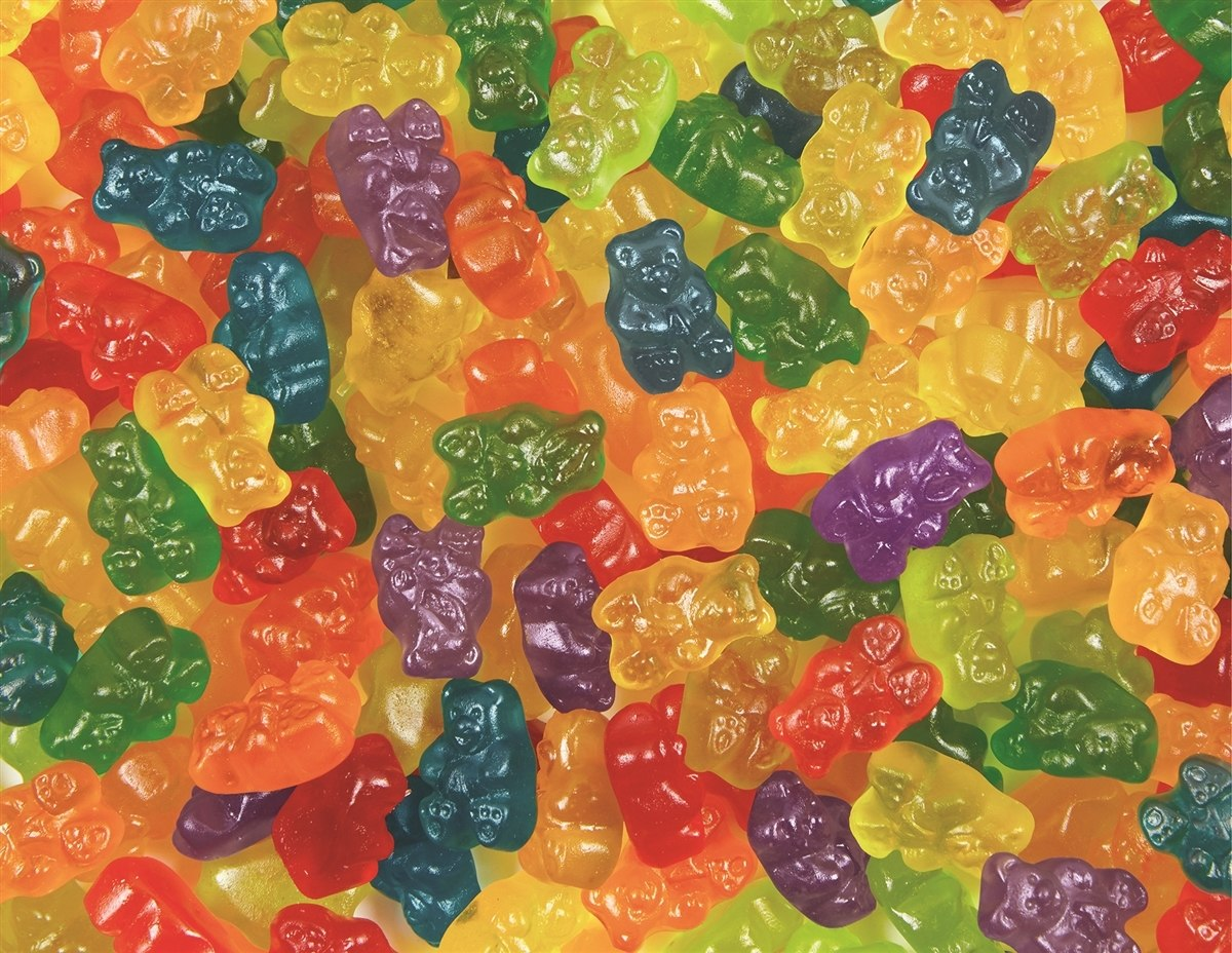 Gummy Goodness - 400pc Jigsaw Puzzle By Springbok