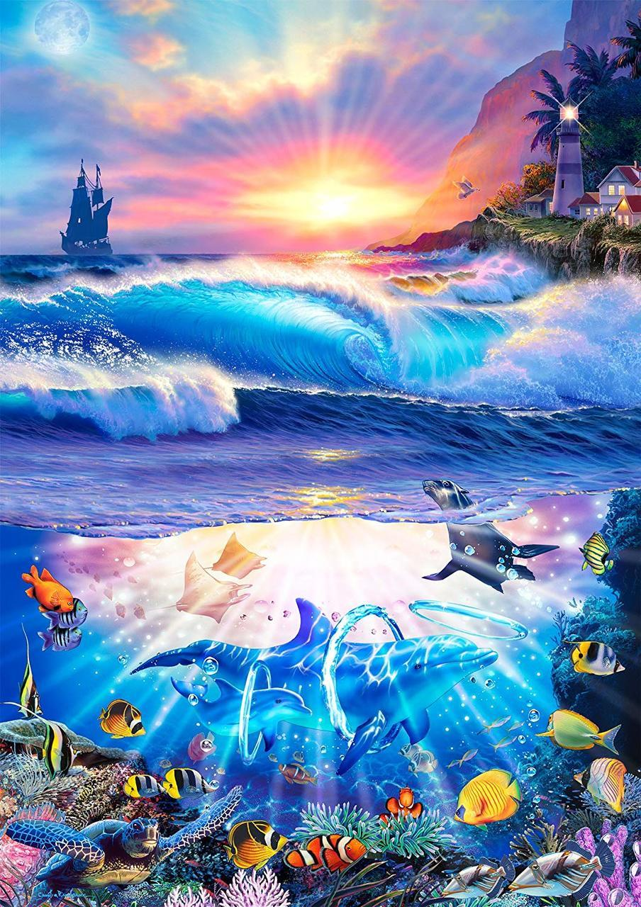 Coming Home - 300pc Large Format Jigsaw Puzzle By Buffalo Games  			  					NEW