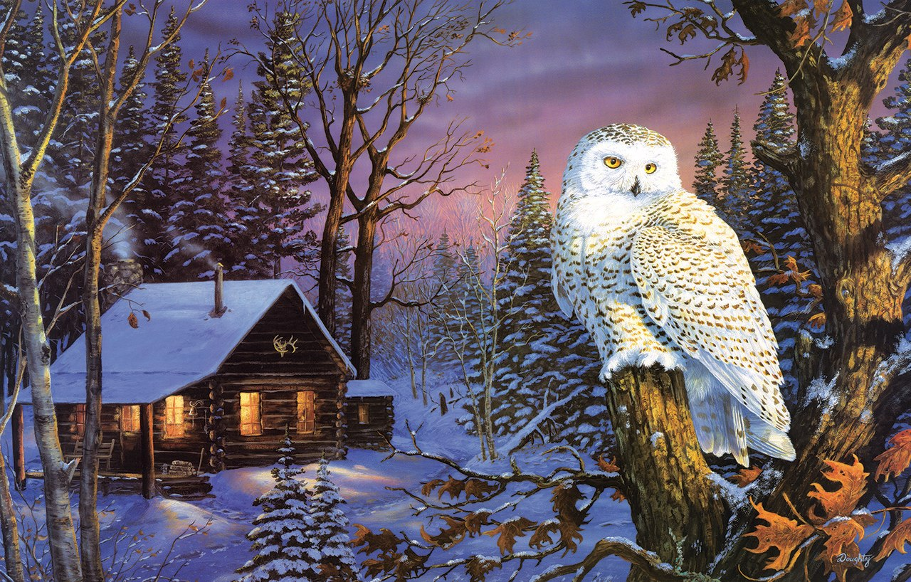 Night Watch - 1000pc Jigsaw Puzzle By Sunsout  			  					NEW