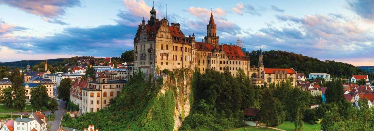 Sigmaringen Castle - 1000pc Jigsaw Puzzle By Jumbo  			  					NEW