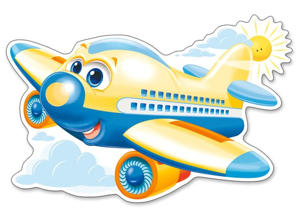 Sunny Flight - 12pc Jigsaw Puzzle By Castorland