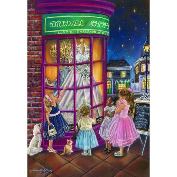 L'il Ones II: Someday My Prince Will Come - 500pc Jigsaw Puzzle by Holdson  			  					NEW
