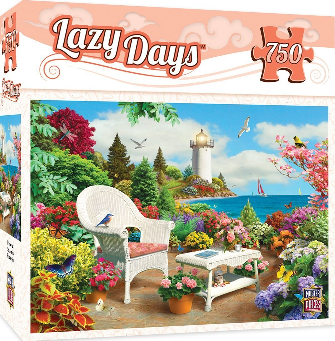 Lazy Days: Memories - 750pc Jigsaw Puzzle By Masterpieces  			  					NEW - image 1