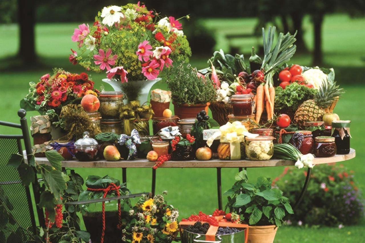 Fruit and Vegetable - 1500pc Jigsaw Puzzle By Jumbo  			  					NEW