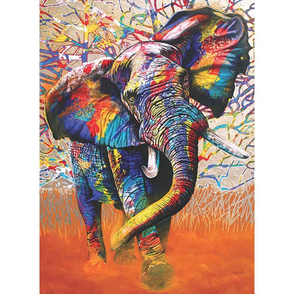 African Colors - 1000pc Jigsaw Puzzle by Anatolian  			  					NEW
