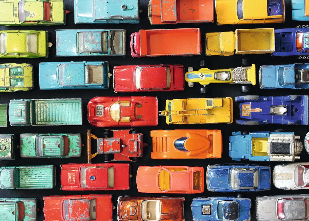 Traffic Jam - 1000pc Jigsaw Puzzle By Ravensburger