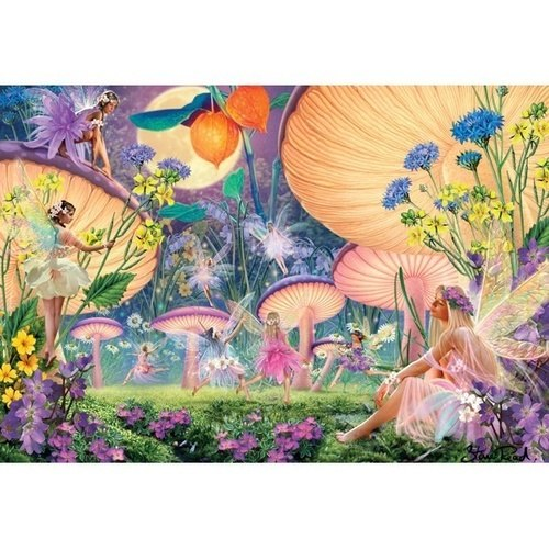Gallery: Fairy Lake - 300pc Jigsaw Puzzle by Holdson  			  					NEW