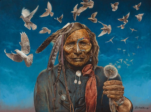 Peacemaker - 1000pc Jigsaw Puzzle By Sunsout  			  					NEW